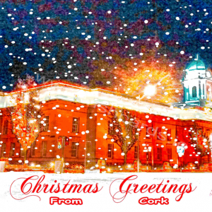 City Hall_Christmas Card