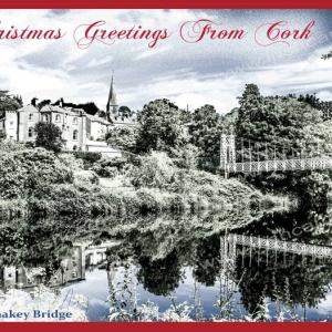 The Shakey Bridge - Christmas Card