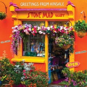 Kinsale Greeting Card_Stone Mad